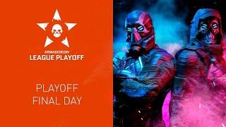 Warface Armageddon League: Playoff. Final Day
