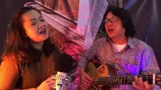 NGHÌN TRÙNG XA CÁCH - Bích Thơ - Guitar. Xuân Huy