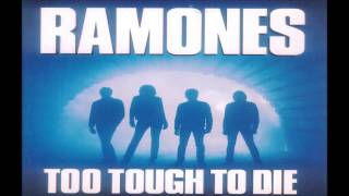 Ramones Too Tough To Die (Dee Dee Vocal)