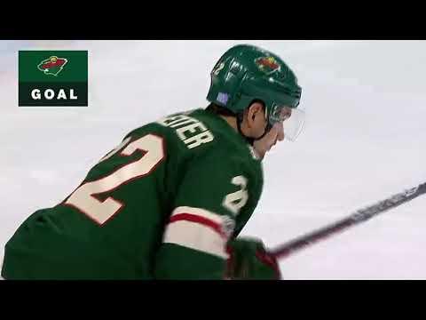 Nino Niederreiter Top Shelf Goal vs. Philadephia Flyers Nov. 14, 2017