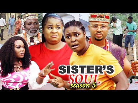 SISTER'S SOUL SEASON 5-(Trending New Movie)Chizzy Alichi & Uju Okoli 2021 Latest Movie Full HD