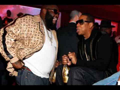 Rick Ross ft. Jay-Z and John Legend- Freemason