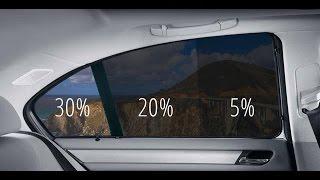 видео Все, что нужно знать о тонировке автомобильных стекол