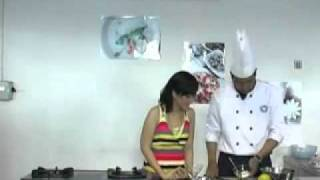 How To Make Shrimp Coctail. Tristar Cooking Course. Info: 0813 32003300.
