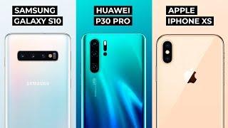 Выбираем лучшую мобильную камеру 2019: Huawei vs Samsung vs iPhone