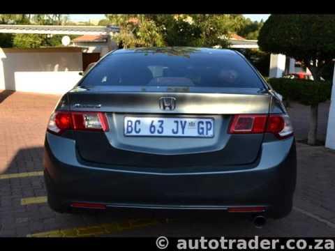 2011 Honda Accord 2 0i Vtec Se Executive 5dr Auto Auto For Sale On