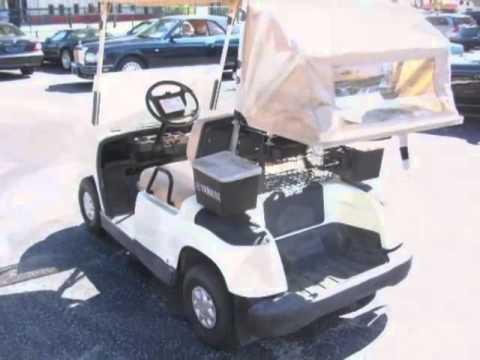 2006 Yamaha Golf Cart Ft Myers Fl Youtube