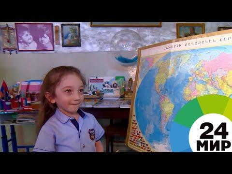 Пятилетний вундеркинд из Армении установил рекорды в «Книге богатырей»