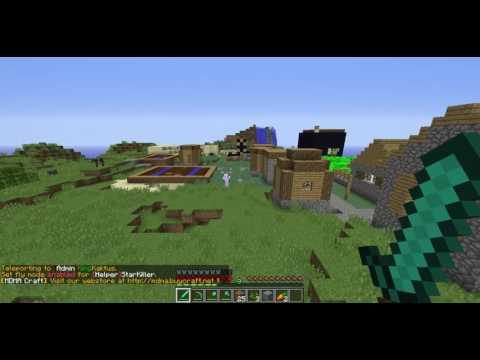 Minecraft Faction Raiding Episode 1 - Freelance