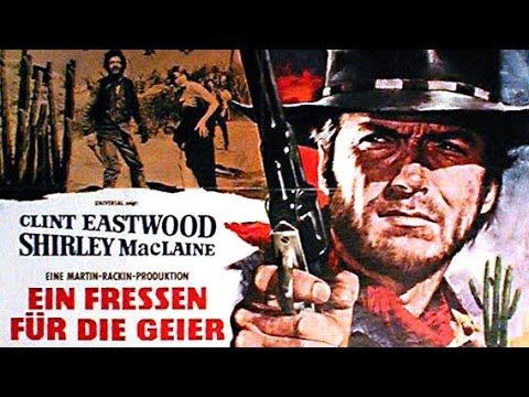 EIN FRESSEN FÜR DIE GEIER - VHS Trailer (1970, Deutsch/German)