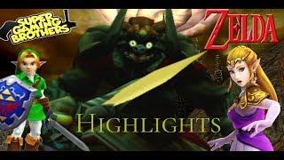 Super Gaming Bros (SGB) Legend of Zelda Ocarina of Time - Highlights