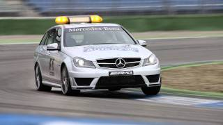 2009 Mercedes Benz C 63 AMG F1 Medical Car Videos