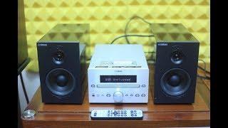 Yamaha CRX- 332 dàn mini chơi USB CD Iphone Ipad Sub Out   Amthanhnhat.com
