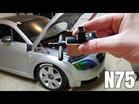 I Fixed My Boost Problem! | N75 Valve Install | Audi TT