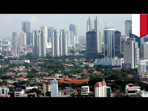 Ibukota Indonesia diwacanakan akan pindah ke Kalimantan Tengah - TomoNews