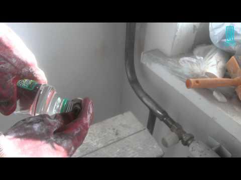 Азбука Ремонта - Подготовка к покраске стальных труб