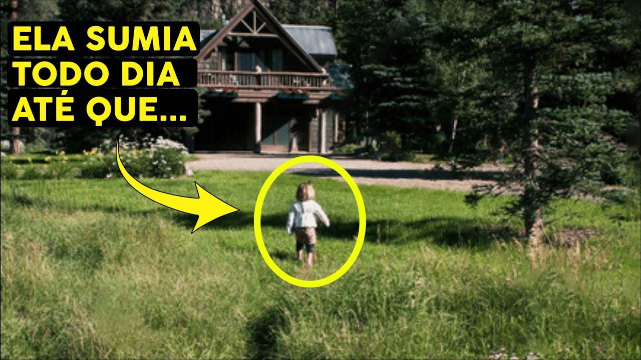 Menina de 5 ANOS SUMIA TODO DIA, então seu PAI A SEGUE e descobre ISSO!