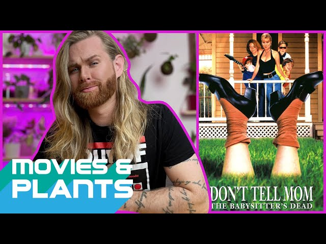 DON'T TELL MOM THE BABYSITTER'S DEAD IS GETTING REBOOTED | Movie & Plants
