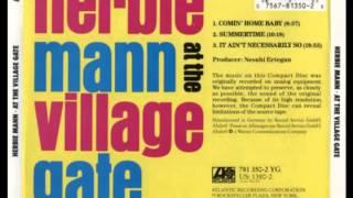 Herbie Mann - At The Village Gate (Full Album)