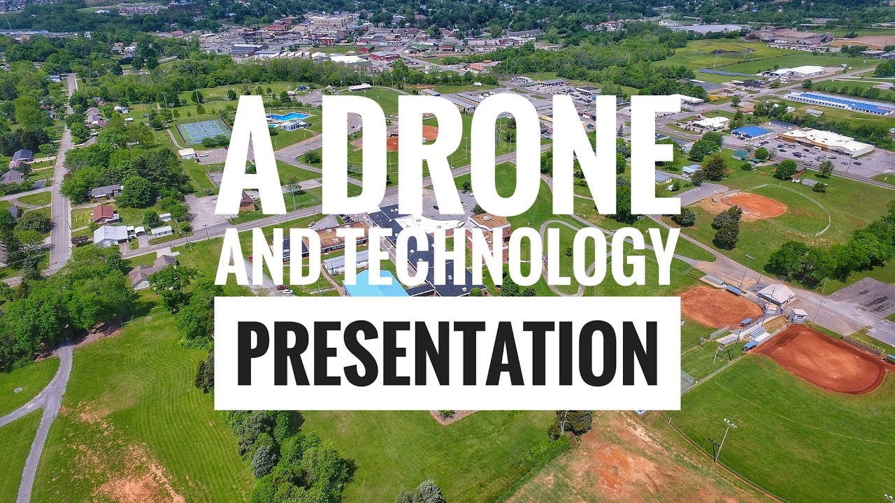 A Drone and Technology Presentation
