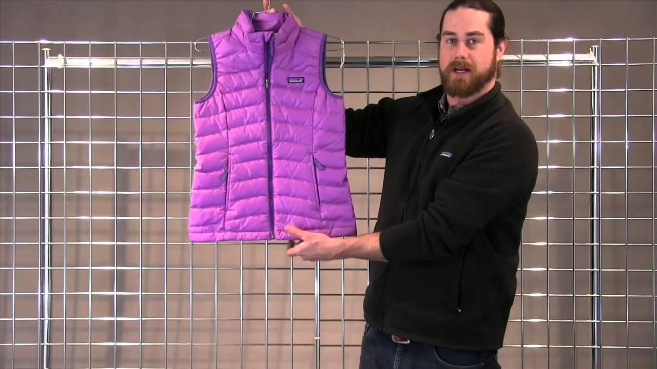 8f0ca4fa3 Patagonia Girls Down Sweater Vest 2015-2016