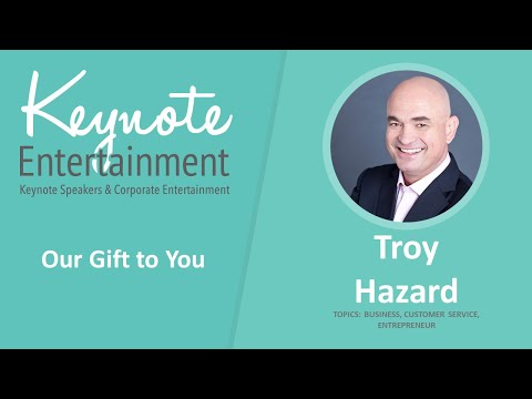 """""""our-gift-to-you""""-with-troy-hazard"""