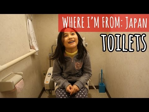 Figuring out a Japanese Toilet