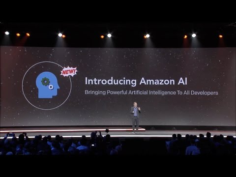 AWS re:Invent 2016: Amazon Rekognition: Deep Learning-Based Image Recognition