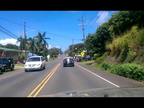 Kapaau, North Shore Penisula, Hawaii Island