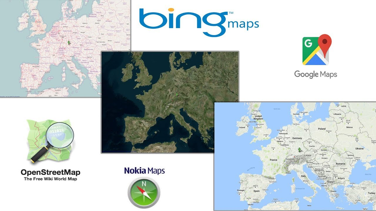 Download Bing Maps on