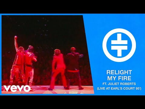 Take That - Relight My Fire (Live At Earl's Court '95) ft. Juliet Roberts