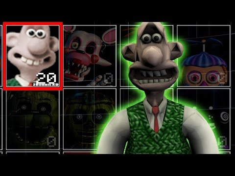Wallace In UCN! Wallace and Gromit (UCN Mods)