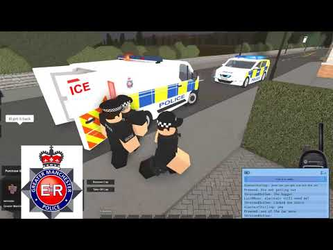 Roblox-United Kingdom GPM Eastbrook Firearms incident!