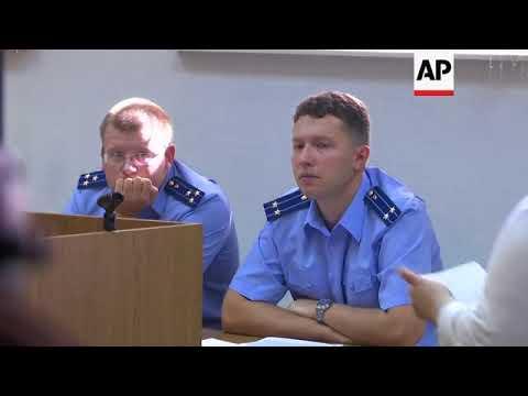 Ex Russia economy minister bribery trial starts