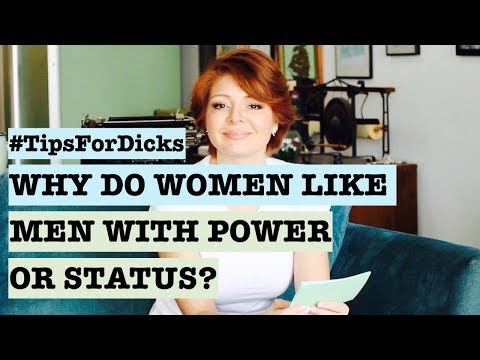 Why Do Women Like Men With Power Or Social Status? #hypergamy (Dating Advice For Shy Guys)