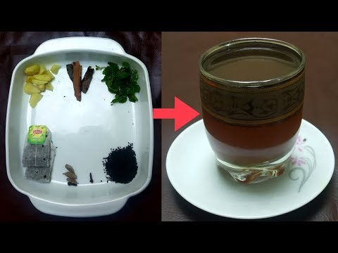 MIRACLE TEA FOR WEIGHT LOSS || Flat Belly Fix Tea Recipe