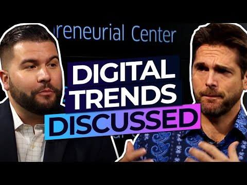 Mark Fidelman Talks Digital Marketing Trends 2017 - Real Talk With Carlos Gil Episode 12