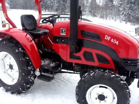 25-50 HP Tractors Dongfeng Reviews - TractorByNet.com
