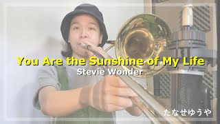 You Are the Sunshine of My Life / Stevie Wonder【トロンボーン】