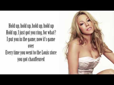 Mariah Carey - I don't (ft. YG) (LYRICS)