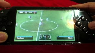 Download PES 2015 for PSP 2015 [ISO]