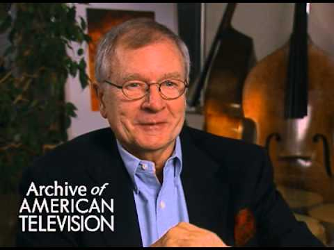 Bill Daily discusses his character on