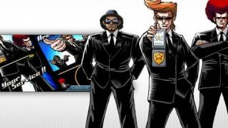 CGRundertow ELITE BEAT AGENTS for Nintendo DS Video Game Review