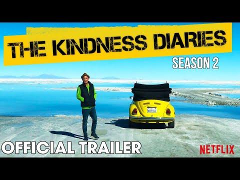 The Kindness Diaries Season 2 - Now Airing on BYUTV & Streaming on Netflix