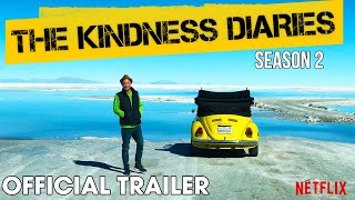 The Kindness Diaries Season 2 - Now Airing on BYUTV & Streaming on Netflix