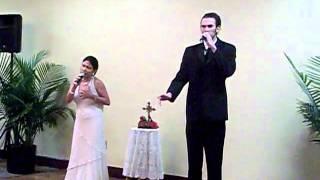 The prayer duet