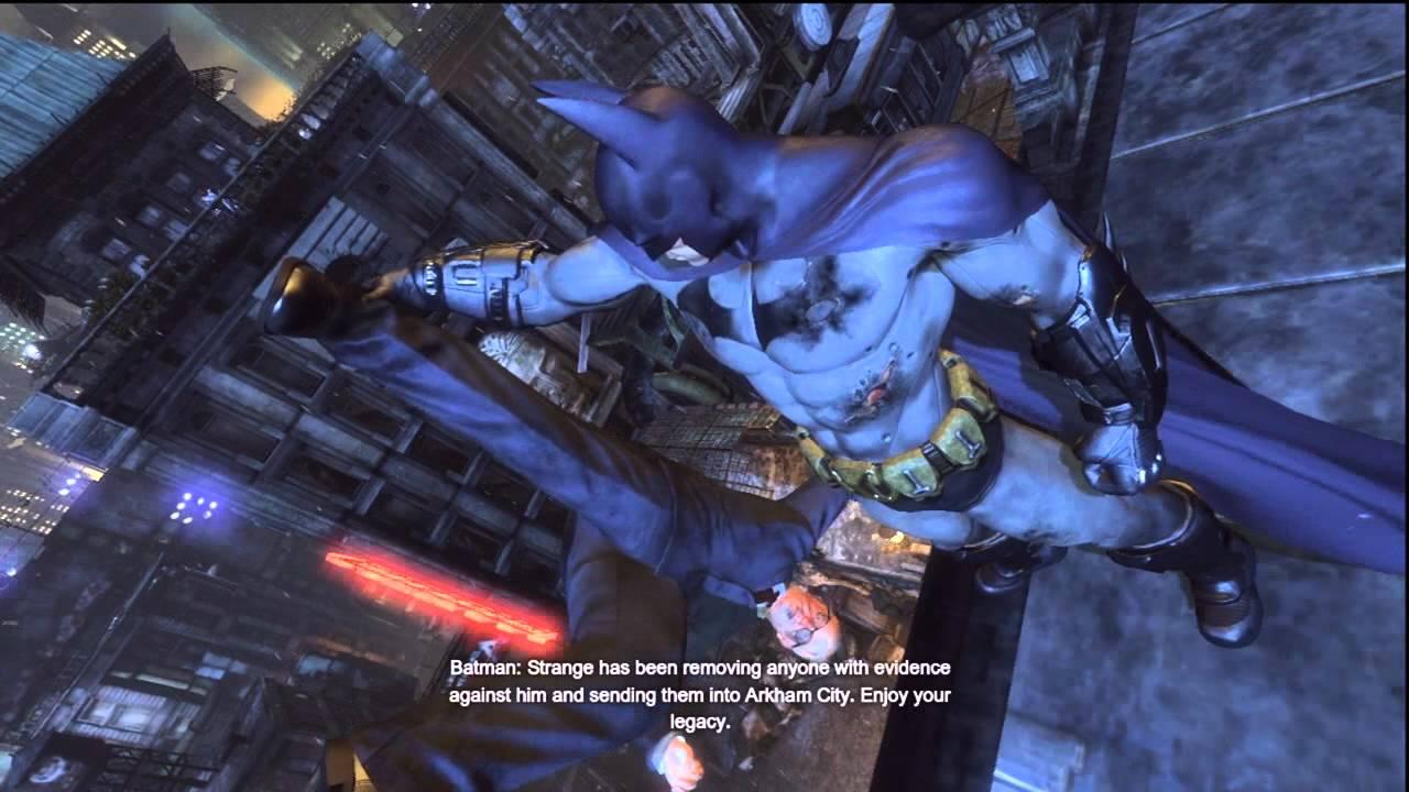 للبلايستيشن 3 Batman Arkham City تحميل لعبة DLGAMES - Download All Your Games For Free