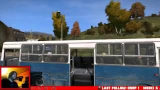 Chanson en bus dans chernarus ! Survivor song !