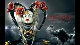 Figurine Doll Repaint BELLADONNA KISS OF DEATH Monster High (Cleo De Nile) Gothic Demon Custom OOAK