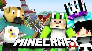 BERLARI KENCANG SEPERTI KUDA! - Minecraft Minigames ft.4Brother